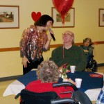 Valentine's Day at Mission Healthcare, Bellevue