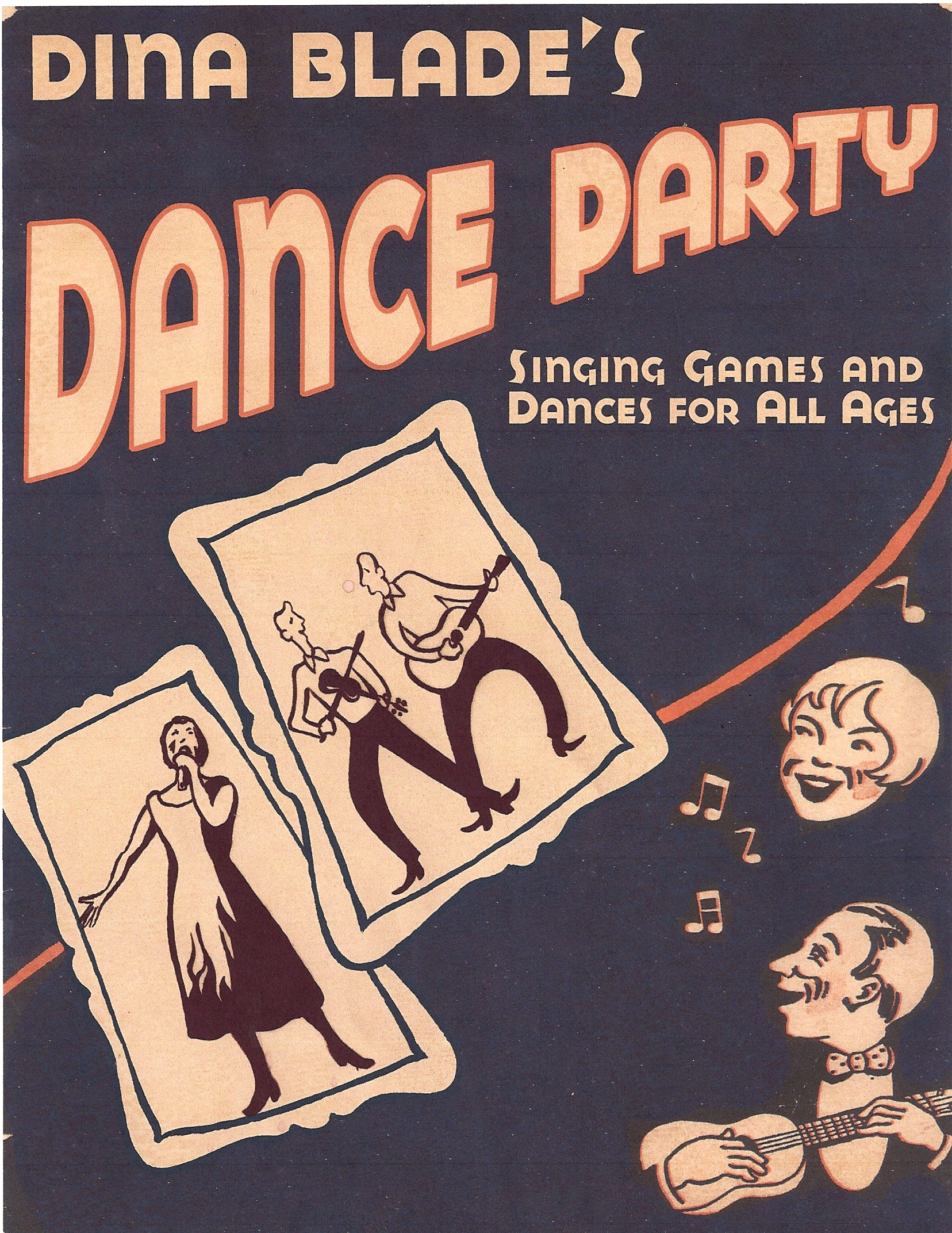 Dance Party Cover