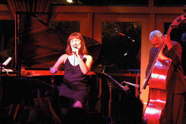 Seattle Jazz Singer Dina Blade